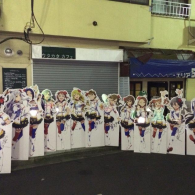 アイドルマスター 765プロアイドル等身大POPが集結!