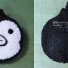 輪るピングドラムのペンギンのグッズをつくってみたよ